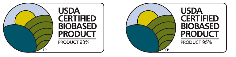BioPreferredBiobased Certified Labels